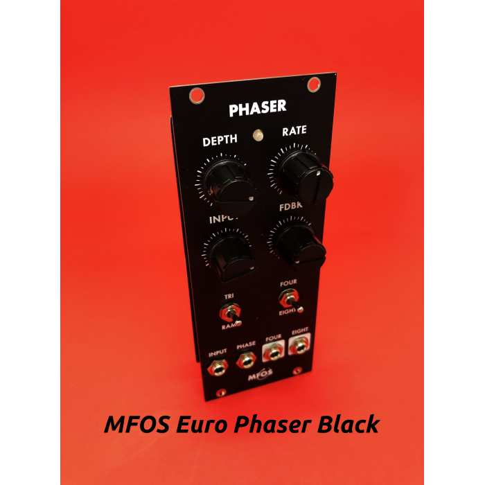 mfos euro phaser smt, black version
